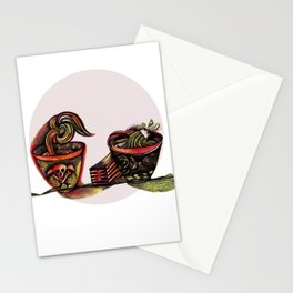 Two Bowls Stationery Cards