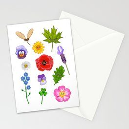 Nature collection Stationery Cards