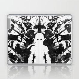 Ink Blot Link Kleptomania Geek Disorders Series Laptop & iPad Skin