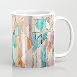 Pastel Tile Mosiac 1 Coffee Mug