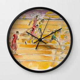 Usain Bolt - Jamaican Sprinter Wall Clock