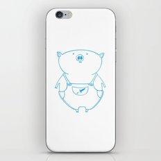 piggy 15 iPhone & iPod Skin