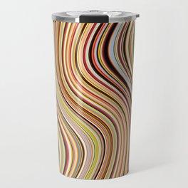 Old Skool Stripes - Flow Travel Mug