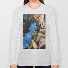 Bald Diva Long Sleeve T-shirt