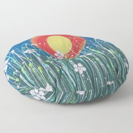 Field of Possibility  Floor Pillow