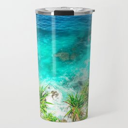 Bali's Coast Travel Mug