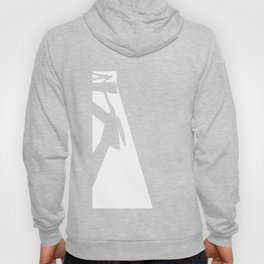 The Visitor Silhouette Hoody
