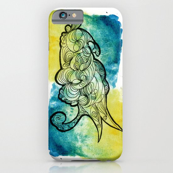 The Rapture. iPhone & iPod Case