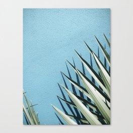 Neon Summer Canvas Print