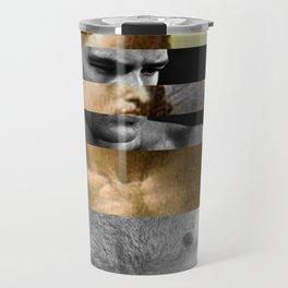 Michelangelo's Christ & Marlon Brando Travel Mug