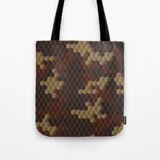 CUBOUFLAGE LUXE Tote Bag
