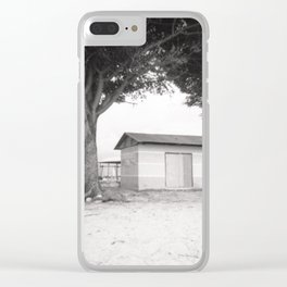 Indonesian island Clear iPhone Case