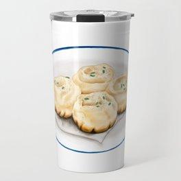 Dim Sum | Pan Fried Dumplings | 生煎包 Travel Mug