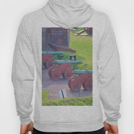 Ancient Norwegian Cannons Hoody