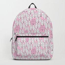 Give me a hug (pink pattern) Backpack