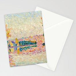 "Paul Signac ""Samois, Etude no. 6"" Stationery Cards"