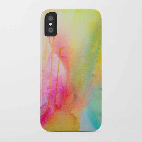 Color Field/Washes I iPhone Case