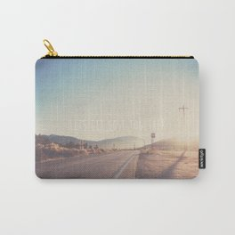 lets get lost together ...  Carry-All Pouch