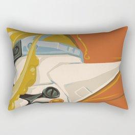 Cicada Squad Rectangular Pillow