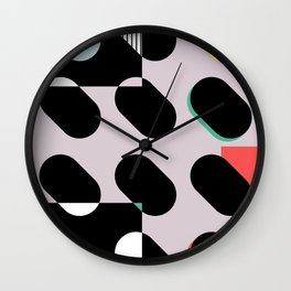BLOP II Wall Clock