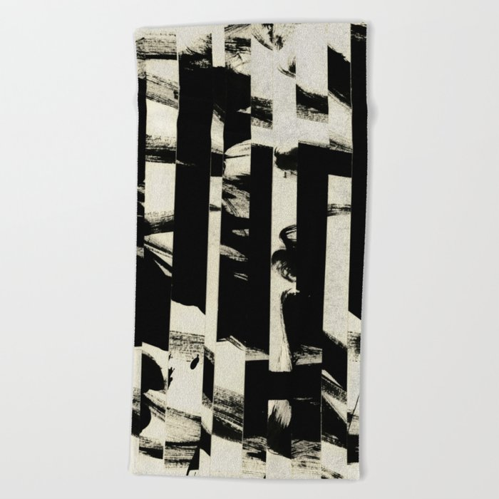 wabi sabi-05 Beach Towel