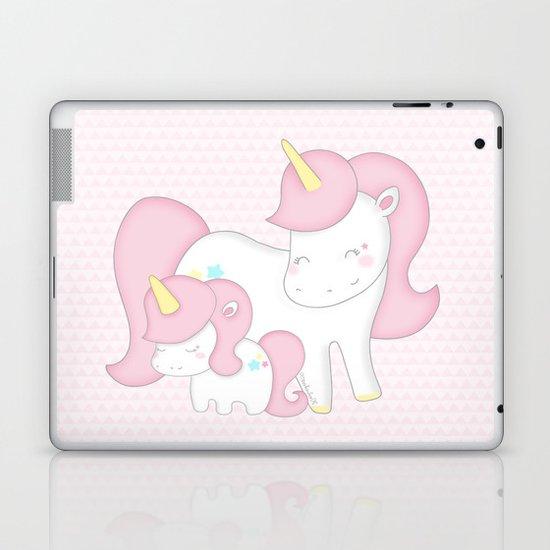 maman magique Laptop & iPad Skin