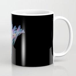 3D Fractal Driftwood Coffee Mug
