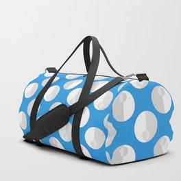 Seafoam (blue) Duffle Bag