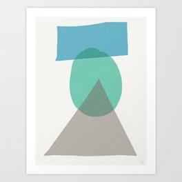 Ziva Art Print