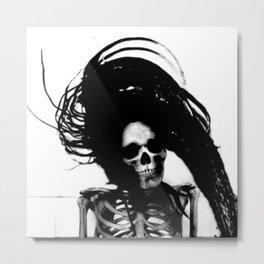 Polly Tee! Metal Print