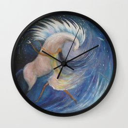 Spirit Dance Wall Clock