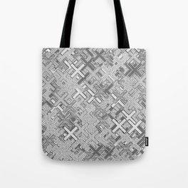 pixel x Tote Bag