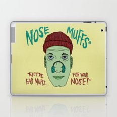 NOSE MUFFS Laptop & iPad Skin