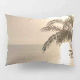 Tunisian African Beach Sunrise Pillow Sham