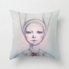 A murder mystery Throw Pillow