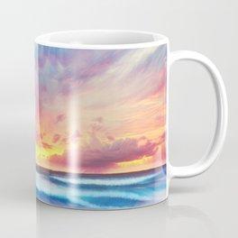 Lonas planet stormy evening Coffee Mug