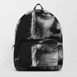 Earnest Ernest Hemingway Backpack