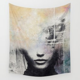 The concept of beauty... Wall Tapestry