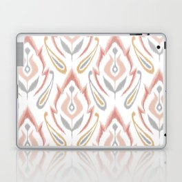 Peachy Ikat Laptop & iPad Skin