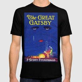 Great Gatsby - Scott F. Fitzgerald T-shirt