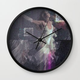 And when they found our shadows. And somewhere out there in the stars. Wall Clock