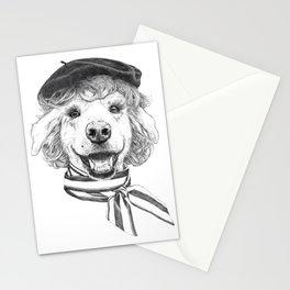 La Laika Stationery Cards