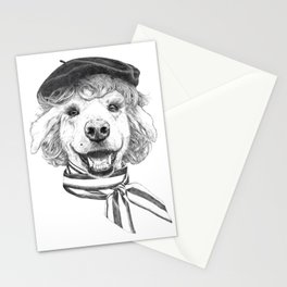 La Laika Stationery Cards