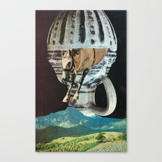 the great leap forward Canvas Print
