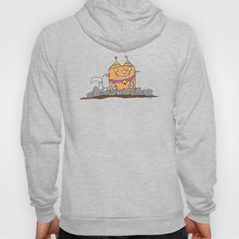 Mecha Kitty Hoody