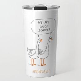 Apologeese Travel Mug