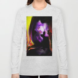 Abstract pefection -Lily Long Sleeve T-shirt