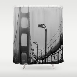 BnW GG Shower Curtain