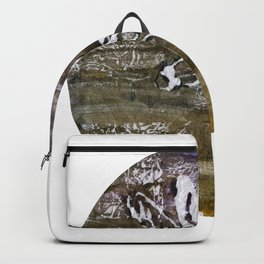 Dragonfly traveling around the world Backpack