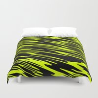 camouflage Duvet Covers featuring Camouflage by laly_sb